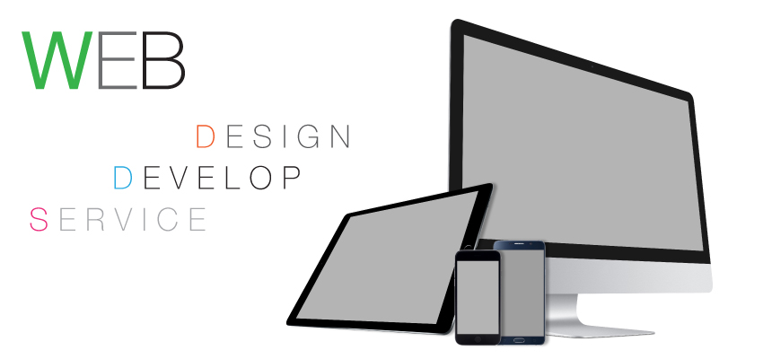 Design & Development & Maintain Website